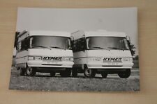 175437) Hymermobil B-Klasse 544 Time-Line Pressefoto 199?
