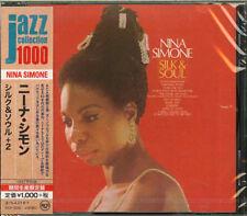 NINA SIMONE-SILK & SOUL-JAPAN CD Ltd/Ed B63
