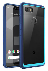 Google Pixel 3 XL Case, SUPCASE UB Style Protective Bumper Clear TPU Cover Case