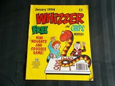 Whizzer and Chips Monthly Comic January 1994