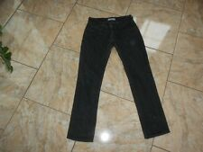H4018 LEVIS 571 slim Fir Jeans w29 anthracite bien