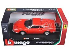LICENSED FERRARI 1:24 Car NEW Model Die Cast Metal Models Cars Diecast Toy