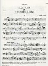 Ralph Vaughan Williams: Six Studies in English Folk Song... SBH50