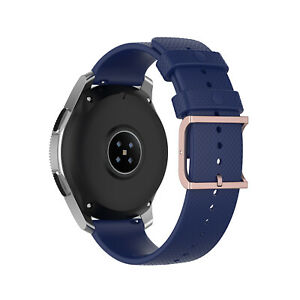 For Samsung Galaxy Watch Band Wrist Straps Silicon Replacement 20/22mm Universal