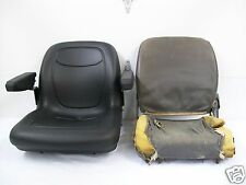 BLACK SEAT  KUBOTA L3010,L3410,L3710,L4310.L4610 COMPACT TRACTOR,L48 BACKHOE #KK