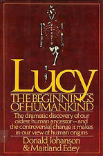 Lucy Oldest Hominin Remains Archaeology Anthropology Australopithecus afarensis