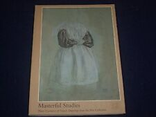 1990 MASTERFUL STUDIES CENTURIES OF FRENCH DRAWINGS SOFTCOVER BOOK - KD 2773