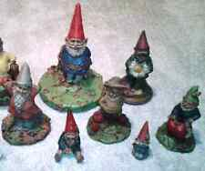 HUGE (Lot of 8) Tom Clark Gnomes Forest Miles Dailey Bumper Shorty Sea Clarence