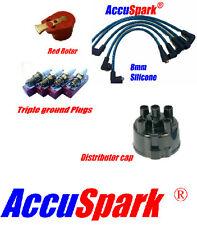 Mini 850, 1000 ,Green   HT leads, AC9C plugs,Red Rotor & Distributor cap 45D