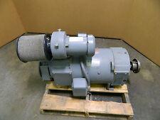 GE 5CD174GC800A800 7.5HP 7.5 HP DC EUROTHERM MOTOR 650/1600 RPM 500V 500 V VOLT
