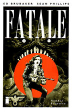 FATALE #14 New Bagged