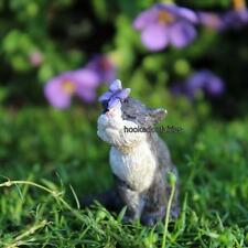 Dollhouse Miniature Tux the Cat/ Kitten Fairy/Faerie Gnome Hobbit Garden 1438