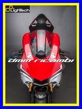 Tappi copriforo specchio LighTech YAMAHA YZF-R1 1000 15 ergal rosso rossi 2015