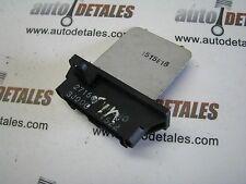 Nissan Almera Tino Heater blower relay resistor used 2003