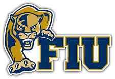"FIU Panthers University College NCAA Car Bumper Vinyl Sticker Decal 5""X3.5"""
