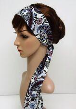 Diadema, Auto Corbata Bufanda de pelo, De mujer pelo Pañuelo, Bufanda de Cabeza de cabello largo Corbata,