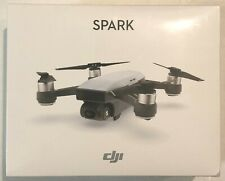 DJI Spark Camera Drone Quadcopter - Alpine White BRAND NEW SEALED