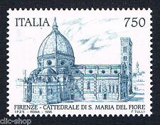 ITALIA 1 FRANCOBOLLO CATTEDRALE DI S. MARIA DEL FIORE 1996 nuovo**