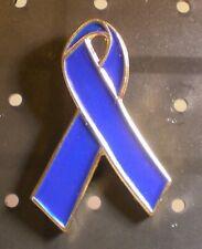 12 Enamel WHITE Awareness RIBBON PINS lung cancer FREE SH tac lapel pin November