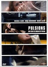 DVD - PULSIONS - Michael Caine - Angie Dickinson - Nancy Allen