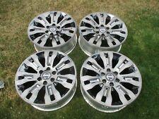 20 Nissan Titan Armada Xd Dark Chrome Factory Oem Wheels Rim 2015 2020 62704