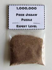 Million Piece Jigsaw Funny Joke - Birthday - Secret Santa Gift Present