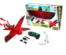 Zing! GoGo Bird Red Remote Control Brand New sealed in box Great Gift