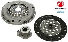 Genuine Vauxhall Astra H Corsa C Combo Meriva A 1.7 Diesel 3 Piece Clutch Kit