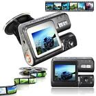 Full HD 720P Dash DVR Car Video Camera IR Recorder Vehicle Truck Crash Cam LC