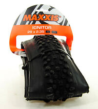 Maxxis Ignitor MTB Tire 29x2.35 EXO Folding 60tpi Single Compound Tubeless Ready