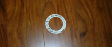 Old Telephone Rotary Dial Letter Decal - No Numbers