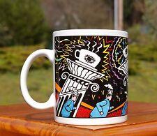A.G. Iger 1991 Chaleur Coffee Mug Cafe Society Pillars Men Cup Hats Black