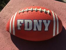 Fdny 2011 World Police And Fire Games Football (Brand New)