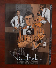 White Macro Realist Sales Brochure, 4 Pages/cks/193351