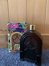 Vintage Avon Remember When Radio Wild Country After Shave Full Decanter w Box