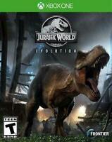 Jurassic World Evolution (Microsoft Xbox One**BRAND NEW****FAST FREE SHIPPING**