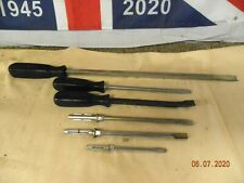 SNAP-ON  ASSORTED SCREW DRIVERS, JOB LOT.
