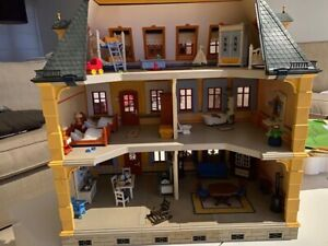 playmobil casa victoriana
