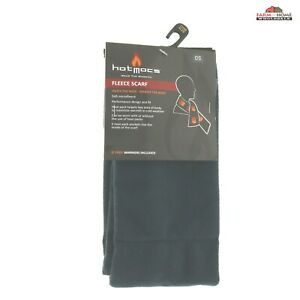 Thermal Fleece Scarf Heat Heated ~ New