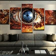 STEAMPUNK EYE CANVAS SET Canvas Painting Wall Art HD Prints Home Decor