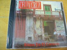 CELIA CRUZ RITMO EN EL CORAZON  CD SIGILLATO