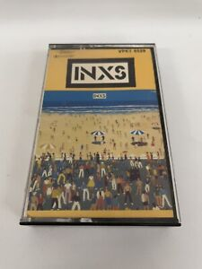 INXS - Self Titled - 1980 Cassette