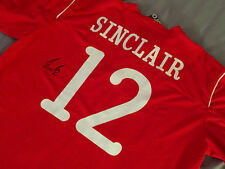 Canada Olympics 2012 CHRISTINE SINCLAIR Signed Soccer Jersey Portland Thorns NEW