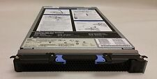IBM HS22V Blade Server w/ 2x 2.93GHz 6-Core X5670, 44X1948 4Gb FC, 46M6165 10Gb