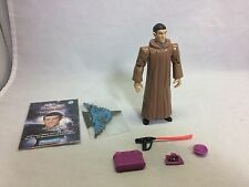 Star Trek TNG Captain Jean-Luc Picard as a Romulan 1994 Playmates 100% complete