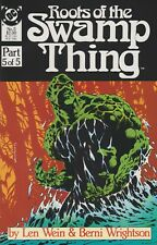 Roots of the Swamp Thing #5. Nov 1986. DC. VF.