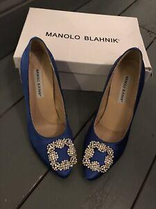 manolo blahnik Style Shoes 38  Uk 5