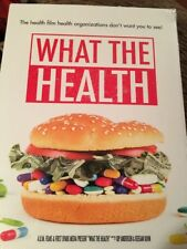 What The Health (DVD 2017) Factory Sealed FAST SHIPPING