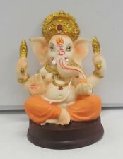 Rare Lord Ganesh Ganesha Beautiful Statues Hindu Good Luck God""