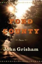 Ford County : Stories by John Grisham (2009, Hardcover)